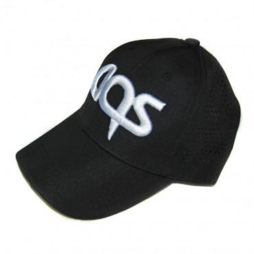 CAP BLACK 3D WHITE AQUASELLA